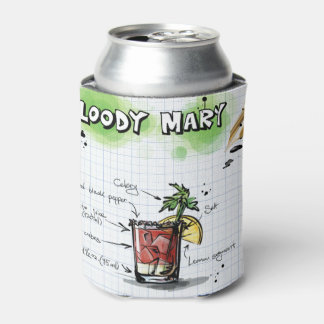 Bloody Mary Can Cooler