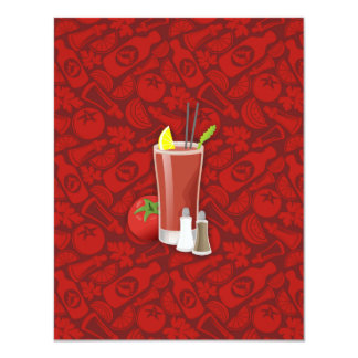 Bloody Mary Card