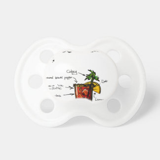 Bloody Mary Cocktail Recipe Pacifier