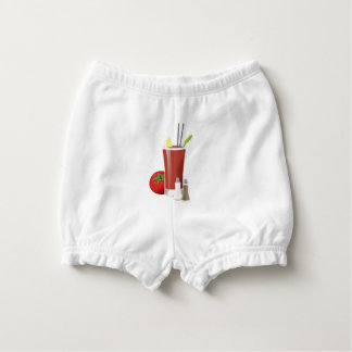 Bloody Mary Diaper Cover