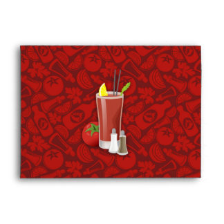 Bloody Mary Envelope