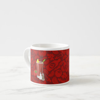 Bloody Mary Espresso Cup