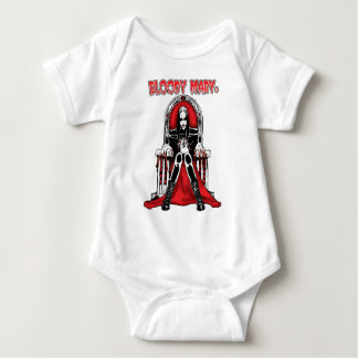 bloody Mary icon 2 Baby Bodysuit