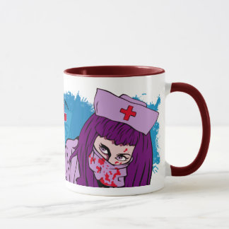 Bloody Mary Nurse Cup