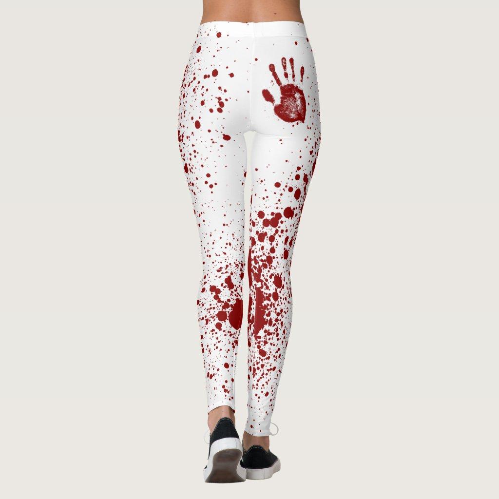 Bloody Mess Leggings