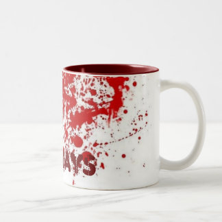 Bloody Mondays Mug