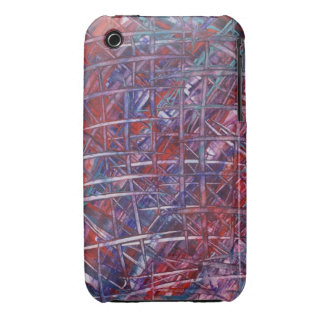 Bloody net paint Case-Mate iPhone 3 case