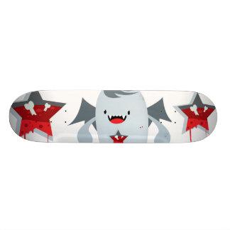Bloody ollie skateboard deck