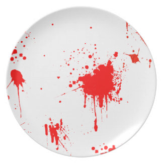 Bloody Plate