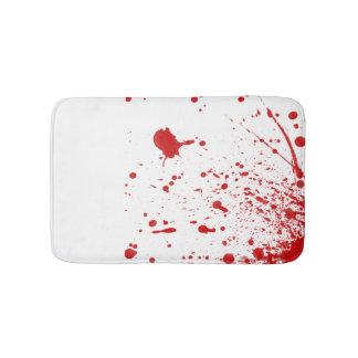 Bloody Prank Bath Mat Bath Mats