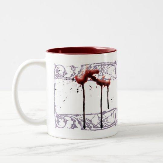 Bloody Red Mug