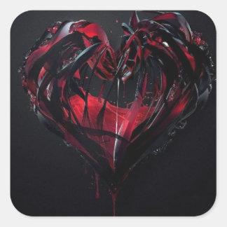 Bloody Romance Sticker