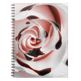 Bloody Rose Notebook