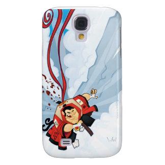 Bloody Samurai iPhone 3G/3GS Case Samsung Galaxy S4 Case