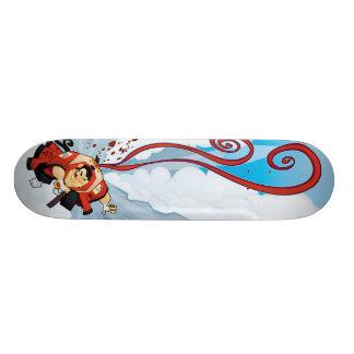 Bloody Samurai Nirvana Board Custom Skateboard