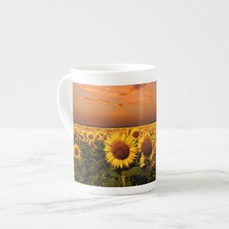 Bloody Skies Tea Cup
