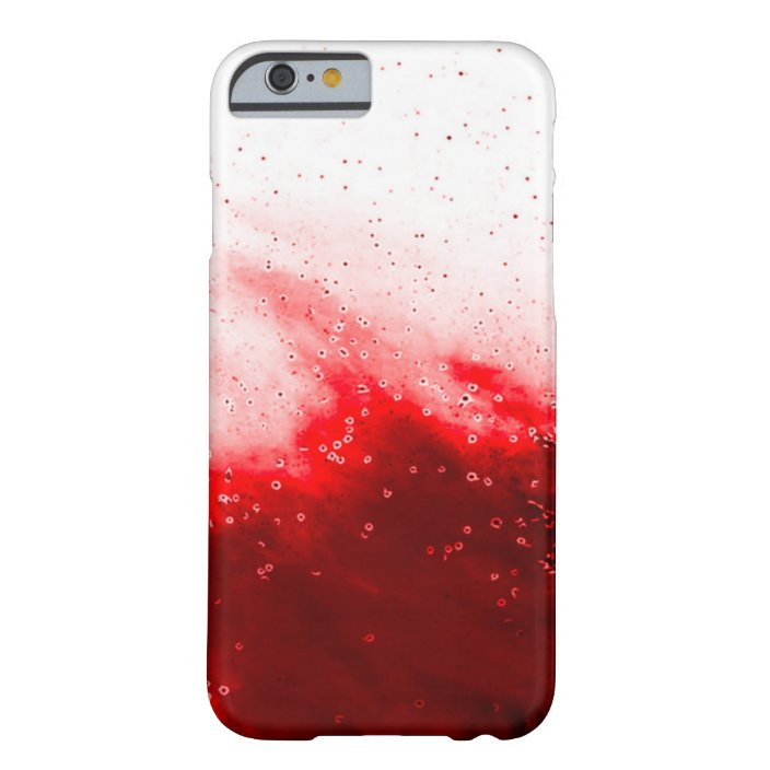Snow Custom Iphone 6 Case