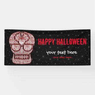 Bloody Sugar Skull * choose background color Banner