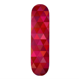 Bloody triangles skateboard