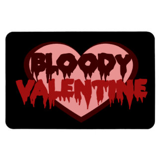 Bloody Valentine Magnet