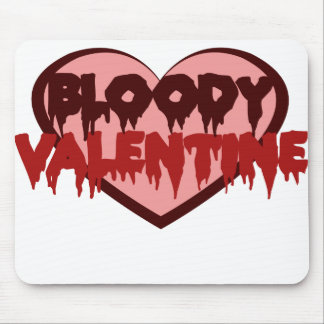 Bloody Valentine Mouse Pad