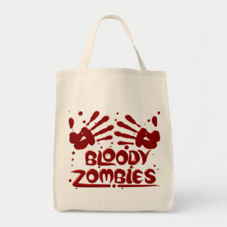 Bloody Zombies Bags
