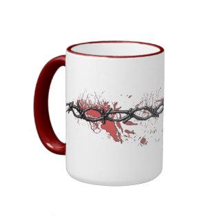 bloodybarb taza de café