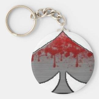 BloodySpade Products Keychain