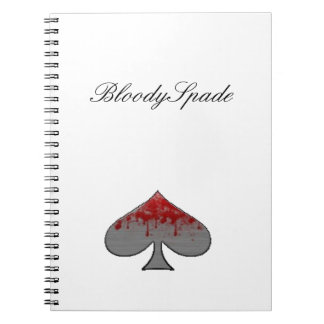 BloodySpade Products Notebook