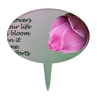 Bloom Cake Topper