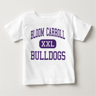 Bloom Carroll - Bulldogs - High - Carroll Ohio Baby T-Shirt