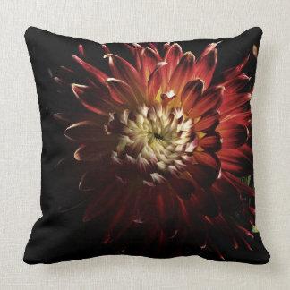 Bloom dream throw pillow