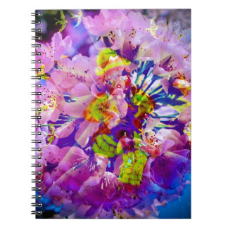 Bloom dreams clown notebook