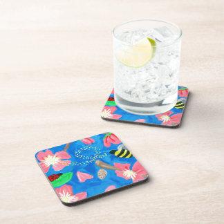 Bloom Drink Coaster