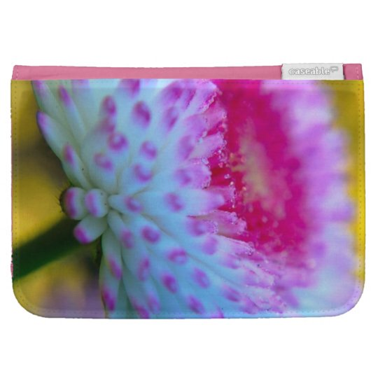 Bloom Flower Kindle Keyboard Cases