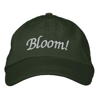 Bloom Gardener s Hat Embroidered Baseball Cap