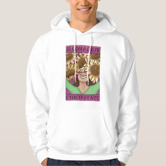 Bloom & Grow Chico State (pink) Hoodie