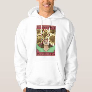 Bloom & Grow in Chico, CA Hoodie