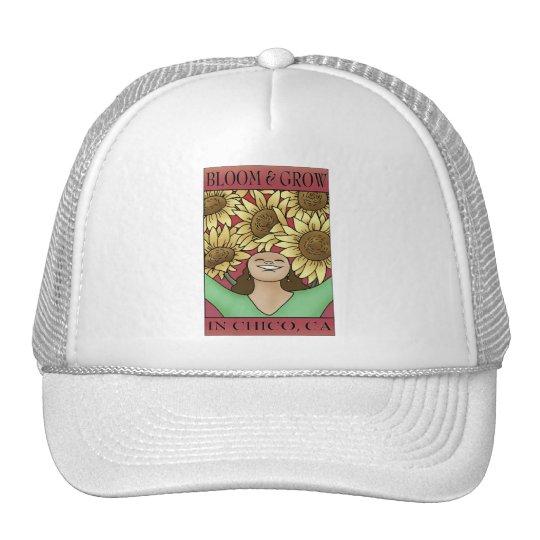 Bloom & Grow in Chico, CA Trucker Hat