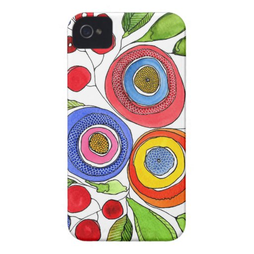 Bloom iPhone 4 Cases