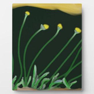 Bloom Photo Plaque