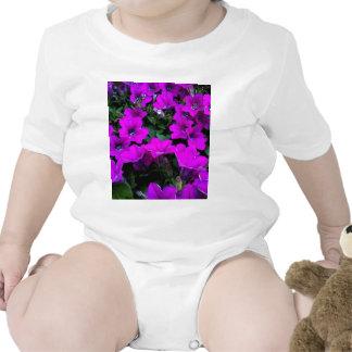 Bloom purple intoxication tees