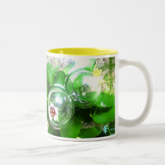 Bloom Two-Tone Coffee Mug