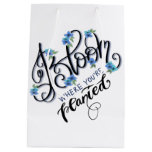 Bloom Where You're Planted Medium Gift Bag