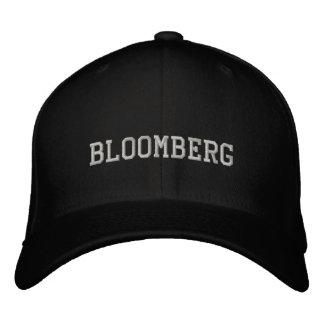Bloomberg Gorra Bordada