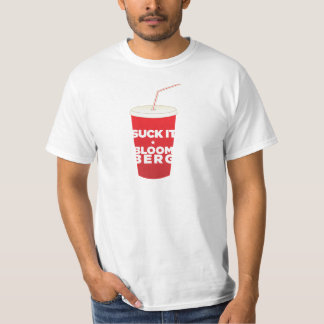 Bloomberg Soda Ban Protest tee