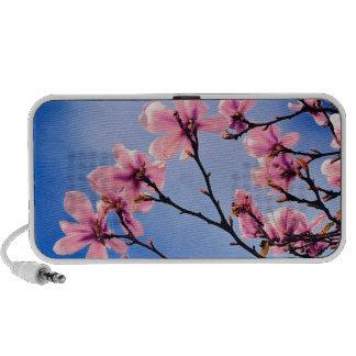 Bloomed Cherry Tree Travel Speaker