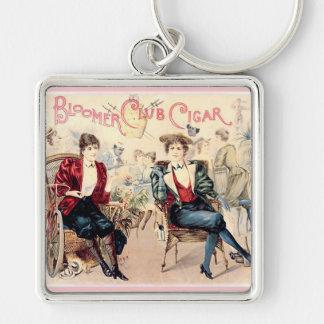 Bloomer Cigar Club Keychain