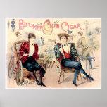 Bloomer Club Cigar Posters