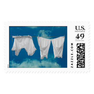 Bloomers Stamp